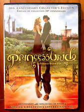 The Princess Bride (DVD, 2007, Canadian 20th Anniversary Edition) Robin Wright