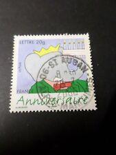 FRANCE 2006, timbres 3927 BD COMICS BABAR ELEPHANT, oblitéré, VF used
