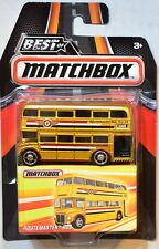 MATCHBOX 2016 BEST OF MATCHBOX ROUTEMASTER BUS