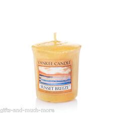 Yankee Candle Duftkerze Votivkerze Sampler 49g  Sunset Breeze