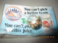 New York Mets 1986 World Series Championship Ring / Adjustable Size / Vintage