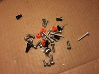 Set of hardware from KLH 23 Speakers Screws & Wire Nuts