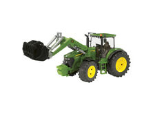John Deere 7930 Tractor With Front Loader 1:16 Scale Model Toy Gift Christmas
