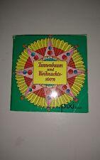 Pixi alt Buch Tannenbaum und Weihnachtsstern Morgen Kinder wird's was geben 1984