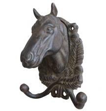 patere crochet porte serviette de cuisine porte manteau d entrée tete de cheval