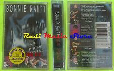 MC BONNIE RAITT Road tested SIGILLATA SEALED 1995 italy EMI cd lp dvd vhs