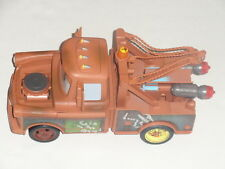 LARRY THE CABLE GUY SIGNED CARS 2 BOMB BLASTIN' MATER TRUCK EXACT PROOF