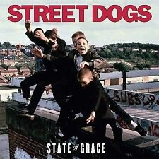 Street Dogs - State of Grace [New CD] SEALED
