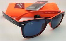 Junior Collection Kids Ray-Ban Sunglasses RJ 9052-S 178/80 Blue & Orange w/ Blue