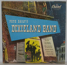 "Pete Daily's Dixieland Band  10"" 33RPM Capitol H183 G+ to VG/VG Jazz"
