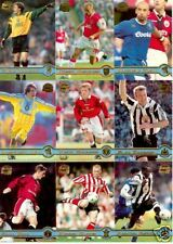 PREMIER ENGLISH SOCCER SET: 1998 (150)