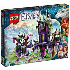 Lego Elves 41180  RAGANA'S MAGIC SHADOW CASTLE Dragon Cat Naida NISB Gift