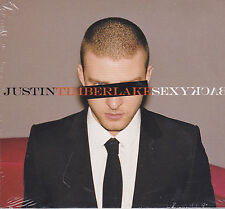 Justin Timberlake-Sexy Back Promo cd single sealed