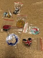 Lot Of 7 Disney Parks Trading Pins