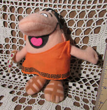 LITTLE CAESERS Stuffed Fabric Man wPizza Vintage 1990 LCE/Trinkets-N-Things Tag
