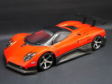 "RC CAR KAROSSERIE 1:10 ""PAZO"" IN ROT 200MM BREIT # HX032R"