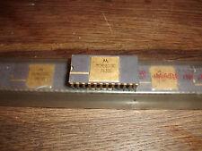 MCM6810AL 128x8 bit static RAM CERAMIC MEMORY DIP24 MOTOROLA  ORIGINAL CERAMIC