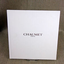 Chaumet Jewellery Collection Catalogue Book Catalog Jewels Ring Tiara
