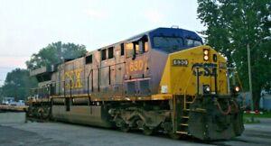 Broadway Limited Paragon 2 HO Scale CSX GE AC6000 #630 Locomotive w/ DCC & Sound