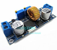 5PCS 5A Lithium Charger CV CC buck Step down Power Supply Module LED Driver