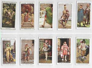 Players 'Dandies' Cigarette Cards, 1932 Full Set of 50