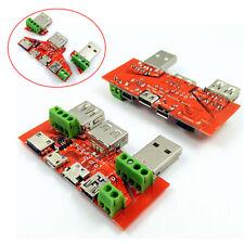 iPhone/ Type-C/Micro USB Charging Board 5 in 1 Muti Use Data Wire Tester Module