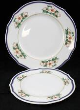 Richard Ginori APPLE BLOSSOM Salad Plate + Bread & Butter Plate BRIDAL REGISTRY