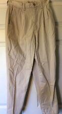 Eddie Bouer Classic Fit Sz Petite 6P Pleated Khaki Pants Work