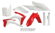 FULL KIT PLASTICHE ACERBIS CARENE HONDA CRF 450 2013 2014 2015 2016 0016900