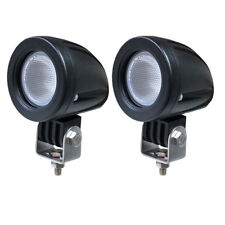 2X 10W CREE LED Work Light Flood Offroad Driving Fog Lamp Motorcycle 4WD UTE ATV