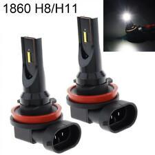 New listing 2pcs H8/H11 High Power White Led Driving Running Car Lamp Auto Fog Lamp Bulbs