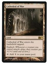 M13 ** 4x Cathedral of War x4 ** Mtg Magic (EX+/NM-)
