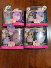 4 BARBIE 12 DANCING PRINCESSES SET Kathleen/JANESSA /Lacey /3 Box Missing Tops