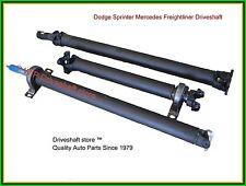 "DODGE SPRINTER Driveshaft NEW Propeller shaft DRIVE SHAFT, 2002-06 158"" Wb"