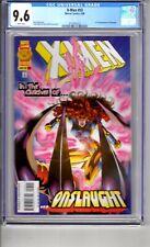 X Men #53 (1996) CGC 9.6 W/P '1st...FULL..App...ONSLAUGHT! Kubert C & A !
