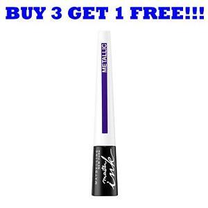 Maybelline Eye Liner Master Ink Metallic Twilight Purple 32