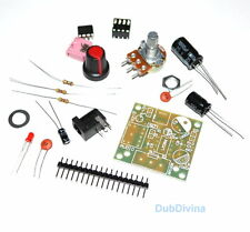 LM386 Super MINI Amplifier Board 3V-12V DIY Kit Perfect - UK seller
