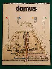 Rivista architettura: DOMUS n. 691 febbraio 1988 Le Corbusier Prusicki Rossi