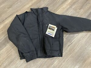 Blauer 9910Z GORE-TEX Jacket - Police Style, Size Medium Short
