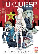 TOKYO ESP  11 - Hajime Segawa  - Planet Manga  Panini