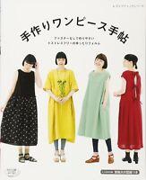 Handmade One Piece Dress Book - Japanese Dress Pattern Book