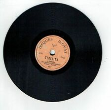 78T 15cm GARDE REPUBLICAINE Pygmo Disque Phono Tango TERESITA - INOVAT 557