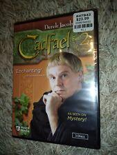 Cadfael Series 2: Boxed Set (DVD, 2010, 3-Disc Set) *****BRAND NEW*****