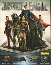 50 Random Different Panini JUSTICE LEAGUE MOVIE Collection stickers
