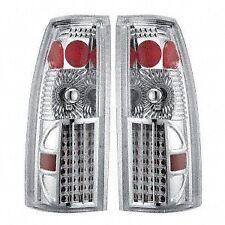 APC Chrome Diamond Cut Tail Lamps, Chevy/GMC/CK/Blazer/Suburban/Tahoe/ 407507TLC