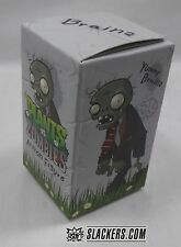 "PopCap PLANTS vs ZOMBIES Rare 3"" Action Figure NEW! STILL SEALED! Ltd XBOX Issue"