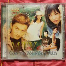 Vietnamese CD MTV 04 Con Ta Voi Nong Nan Saigon Music VCD 08