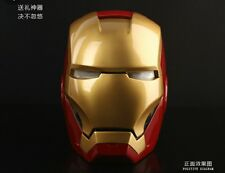 Iron Man Mark VII 1:1 Scale Helmet Display Piggy Bank - Not Hot Toys