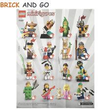 LEGO Série 20: 16 Mini Figurines (71027)