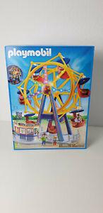 Playmobil 5552 Spielzeug Riesenrad bunter Beleuchtung